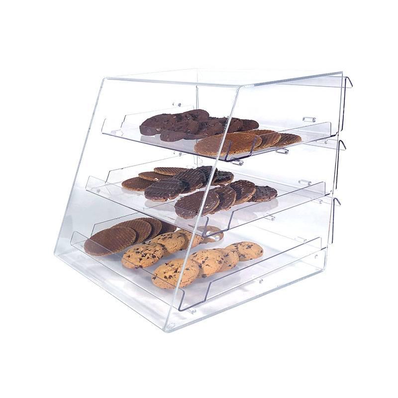 Acrylregal Cookies